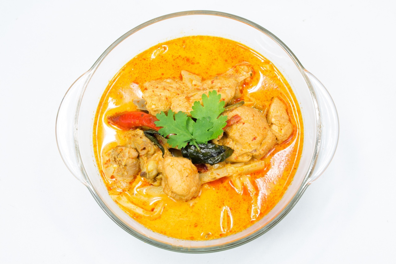 Northern Thai Chicken Curry