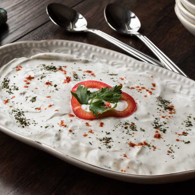 Haydari (Turkish Yogurt Dip)