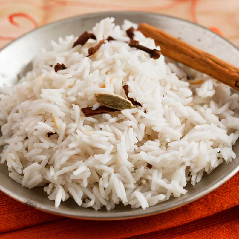 Fragrant Basmati Rice