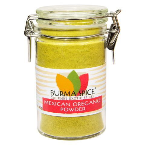 Mexican Oregano Powder | Burma Spice