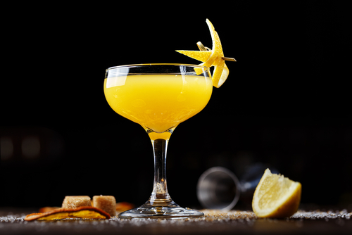 The Golden Root Cocktail (Turmeric Cocktail)