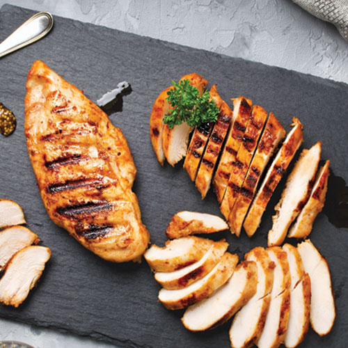 Grilled chicken with Wellness Curry Mind | Burma Spice