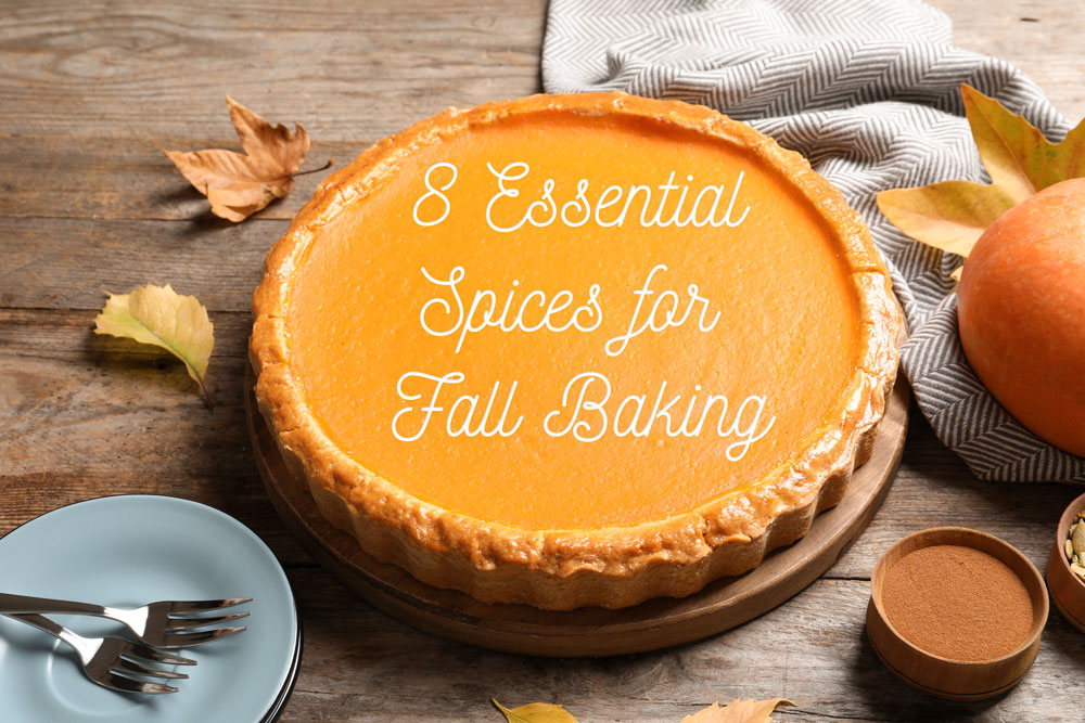 8 Essential Spices for Fall Baking