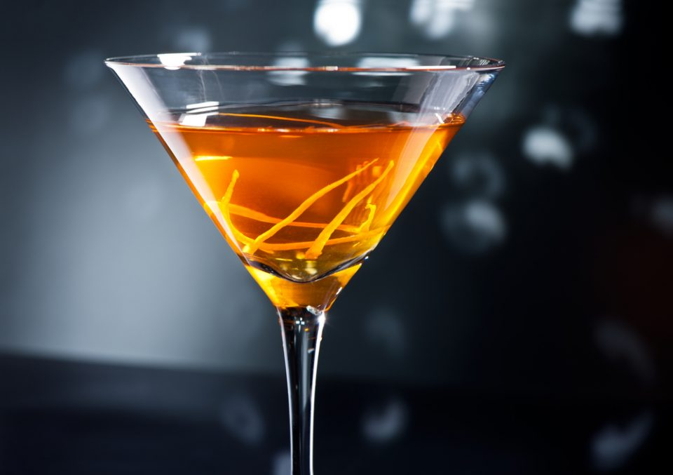 Spiced Manhattan
