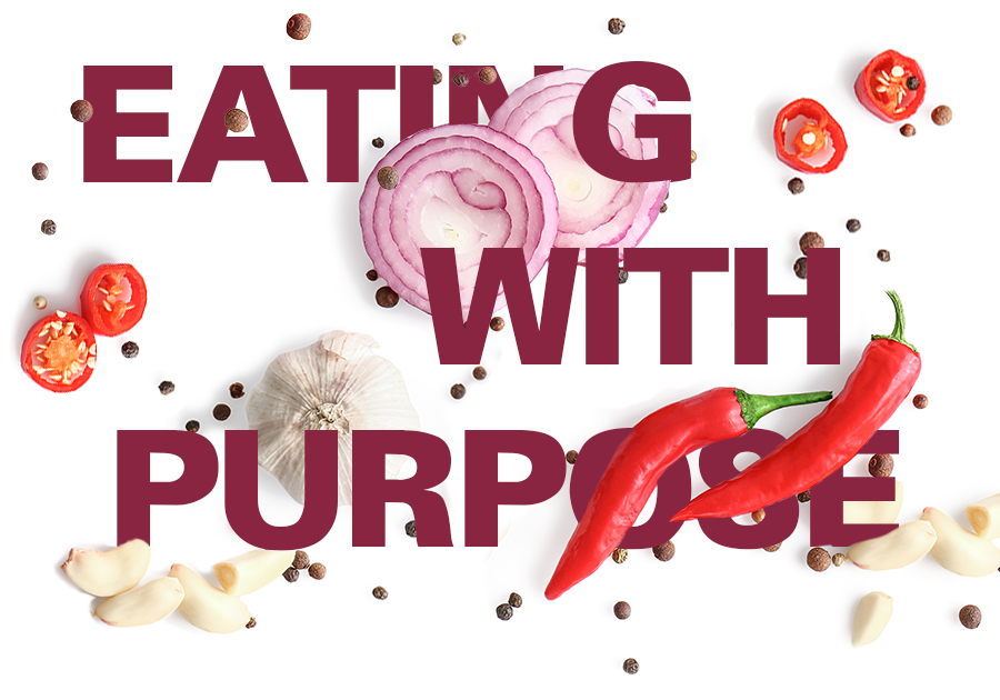 Eating with a New Purpose in 2020